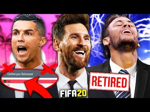 I RETIRED THE BEST PLAYERS SO THEY BECAME MANAGERS And This Happened...FIFA 20 Career Mode