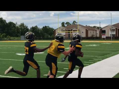D'Iberville is excited ahead of Year 2 under Eric Collins