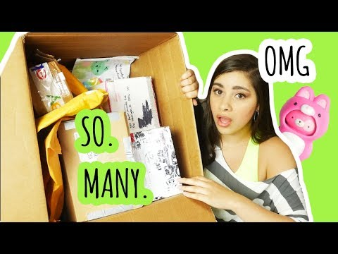 Opening YOUR Squishy Packages   SO MANY Squishies!