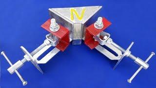 New !!! Homemade Angle Clamp