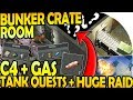 NEW FINGER SECRET BUNKER CRATE ROOM C4 GAS TANK QUEST Last Day On Earth Survival Update 1 9 8 mp3
