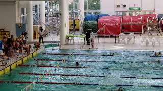 Publication Date: 2019-10-17 | Video Title: (福德學校) 2019~20九龍北區小學游泳比賽,賽前熱身