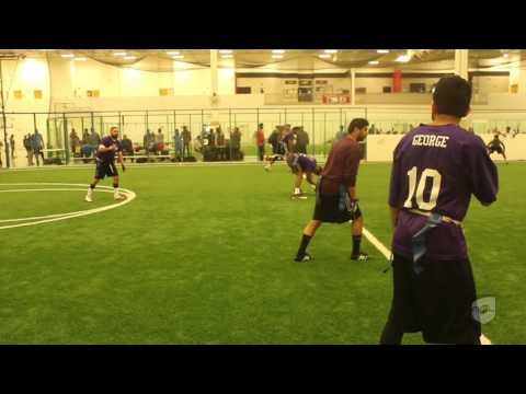 2016 Indoor: STMTC North Ave Saints vs Bellwood Fire Breathing Kittens