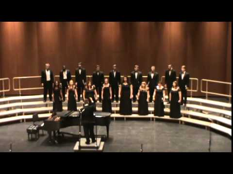 O Come O Come Emmanuel  arr Alice Parker and Robert Shaw  SEMO Chamber Choir