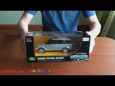 Radio Control car toy Range Rover Sport