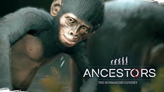 ANCESTORS THE HUMANKIND ODYSSEY - Conhecendo o Segundo Cenário! | Gameplay em Português PT-BR