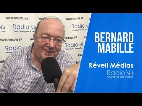 Bernard Mabille : ' Philippe Bouvard n'a pas adoubé Laurent Ruquier sur RTL ! ' l Réveil Médias