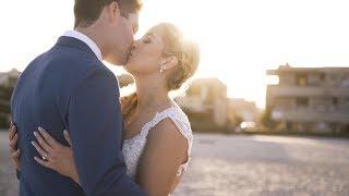 Jenna + Jacob's Catamaran Wedding