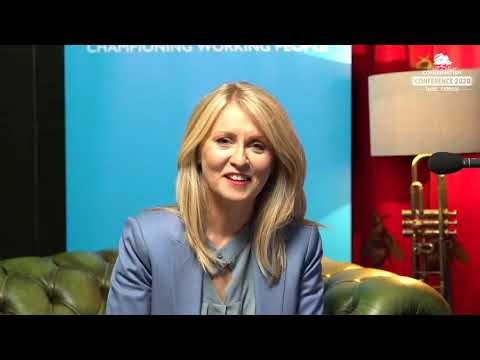 Blue Collar Conversations Live in the Blue Boar with Esther McVey 01/10/20