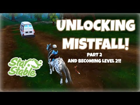 UNLOCKING MISTFALL!! [Part 2] Becoming Level 21!- SSO Let's Play