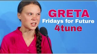 4tune - Greta (Fridays for Future) (Die Wahrheit) prod. by Pikayzo