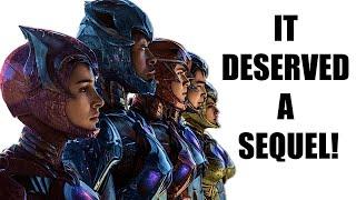 Why Power Rangers Deserves a Sequel