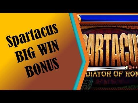 BIG WIN BONUS!! - Spartacus  - #4