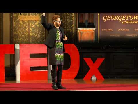 Place not race -- a civil rights journey | Sheryll Cashin | TEDxGeorgetown