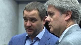 Андрій Павелко зустрівся з послом Аргентини