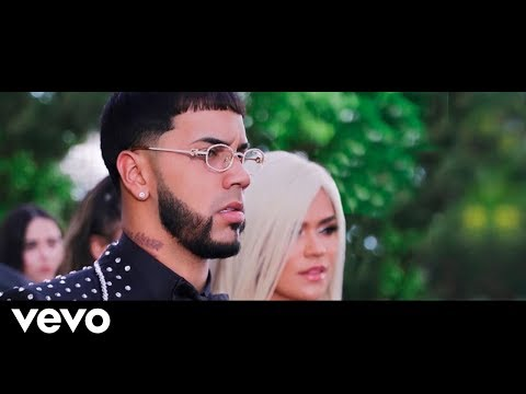 Anuel AA - Delincuente Ft Farruko (Video Official)