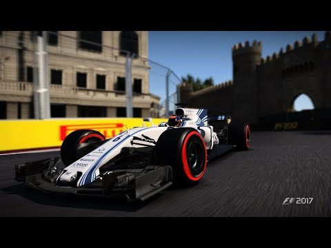 F1 2017 - AOR Season 14 PC Split 1 League - Azerbaijan