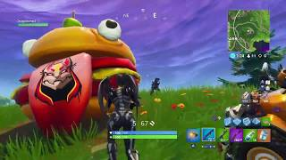 LES ZOMBIES ARRIVE SUR FORTNITE