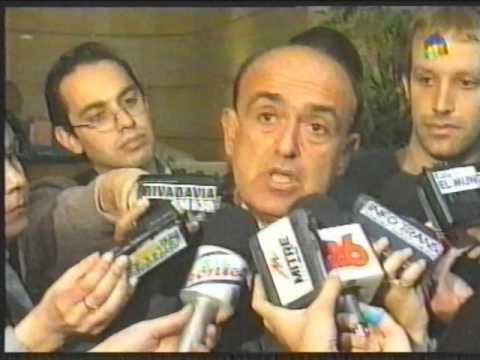 América Noticias, América tv. año 2000 (Fragmento)