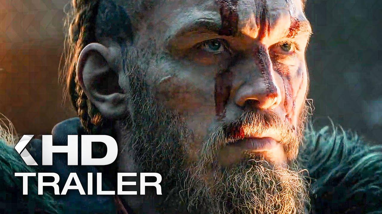 ASSASSIN'S CREED: VALHALLA Cinematic Trailer German Deutsch (2020) thumbnail