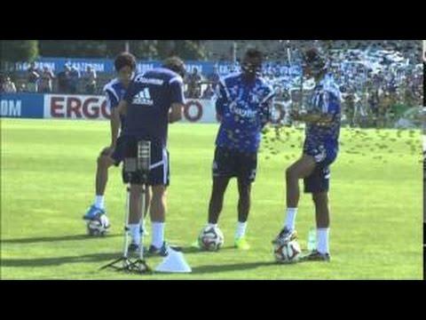 FC Schalke 04 - Training LIVE (03.03.)