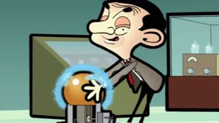Electric Bean | Funny Episodes | Mr Bean Official