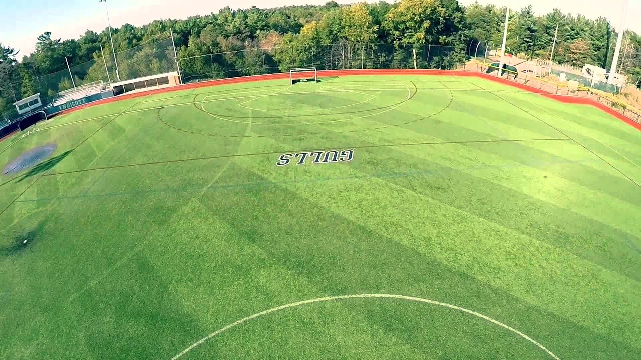 grass field aerial. North Field Aerial - Hockey Grass