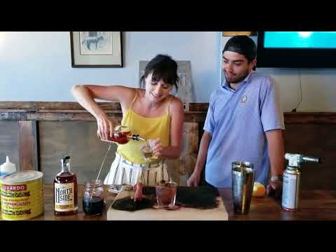 Kristie - Kocktails With Kristie: Makin an Old Fashion