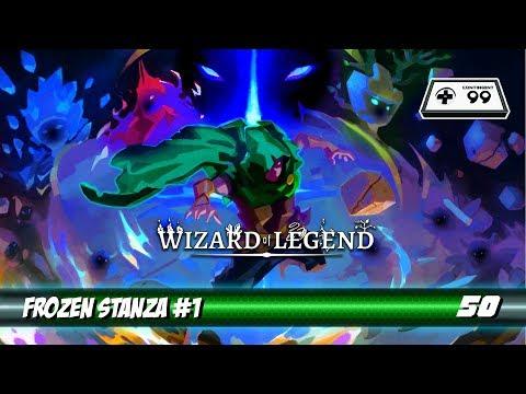Wizard of Legend - Frozen Stanza #1
