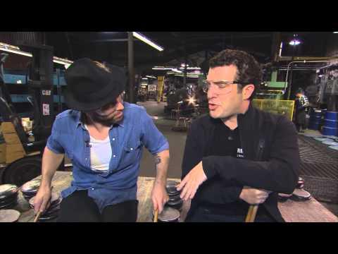 RMR: Rick and Sabian Cymbals