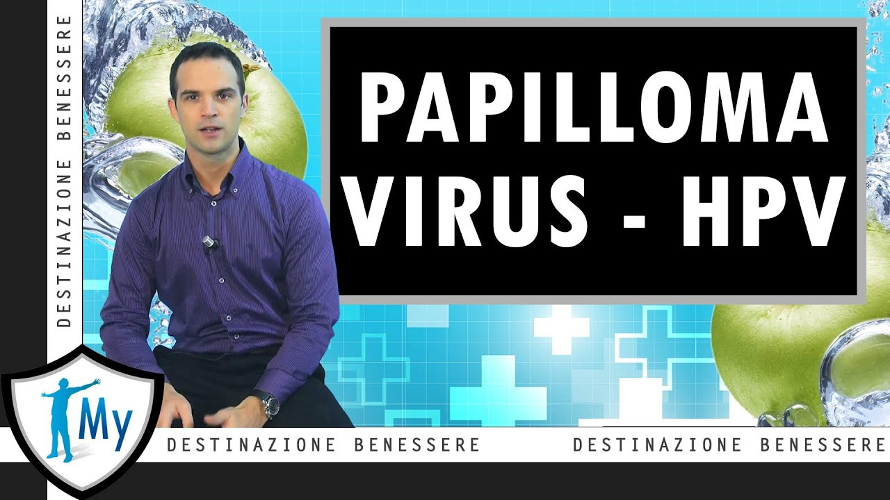 infezione da virus papillomavirus umano