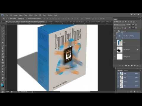 Photoshop - Chapter 9: Advanced Layer Work