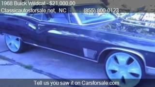 1968 Buick Wildcat  for sale in Nationwide, NC 27603 at Clas #VNclassics