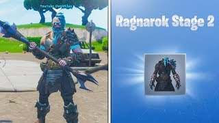 "Niveau 35 ""RAGNAROK"" STAGE 2 UNLOCKED! Fortnite Battle Pass Tier 100 Skin Upgraded Fortnite Battle Pass Tier 100 Skin Upgraded Fortnite Battle Pass Tier 100 Skin Upgraded Fortnite"