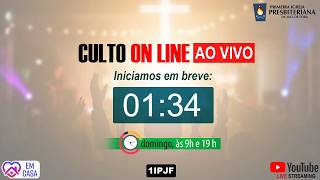 ((( CULTO ONLINE - DOMINGO MANHÃ - 31/05/2020 )))