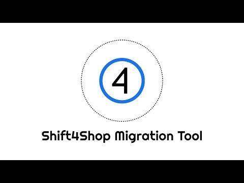 Shift4Shop Migration Tool