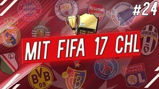 Nye Regler i Turneringen! - Mit FIFA 17 Champions League #24