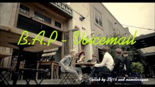 B.A.P - Voicemail [Cover collab with namelessyun]