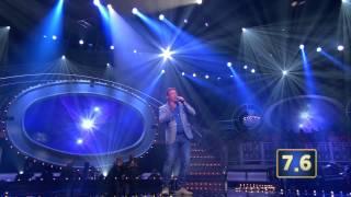 Johan Kettenburg | Mijn zoon | Show 9 | Bloed, zweet & Tranen