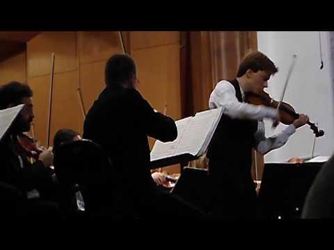 "Yury Revich ""La Campanella""-49 BEMUS!"