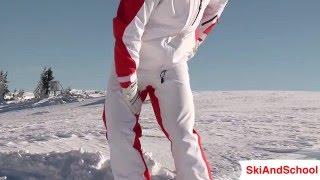 ★Карвинг лыжи★ Урок 24 упражнения для карвинга горных лыж