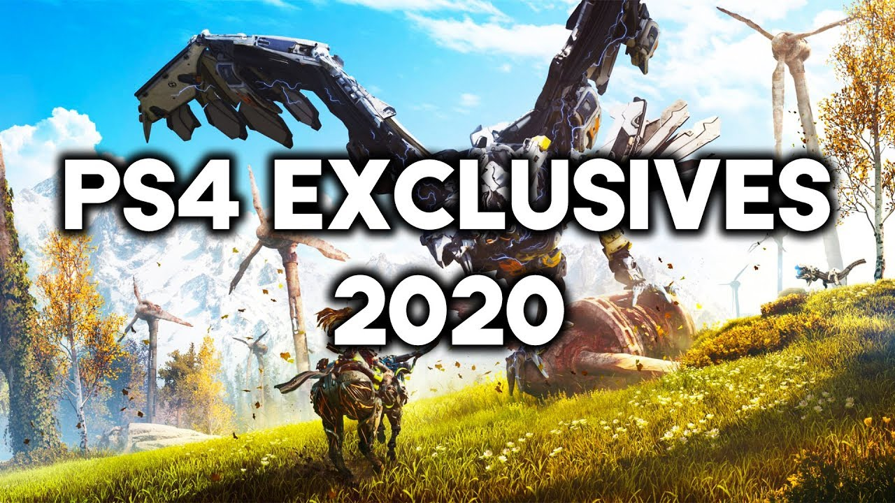Top 10 BEST PS4 GAMES To Play in 2020 | 4K 60FPS