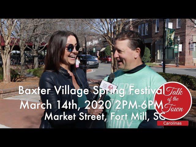 Baxter Village Spring Festival and Parade 2020 CANCELED