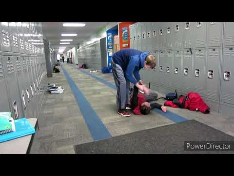 Be Nice. How Vanguard Charter Academy reacts to bullying