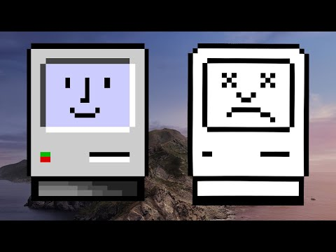 Apple Mac Startup and Death Chimes