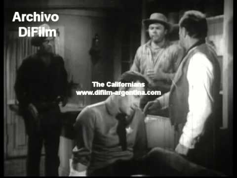 "DiFilm - TV Serie The Californians ""The long night"" (1958)"