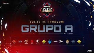 ¡Series de Promoción! 🔥 | Grupo A - Apertura 2021