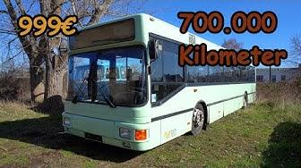 Ich habe den günstigsten Linienbus Deutschlands gekauft