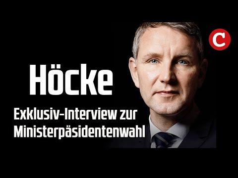 Exklusiv: Björn Höcke zur Ministerpräsidentenwahl in Thüringen