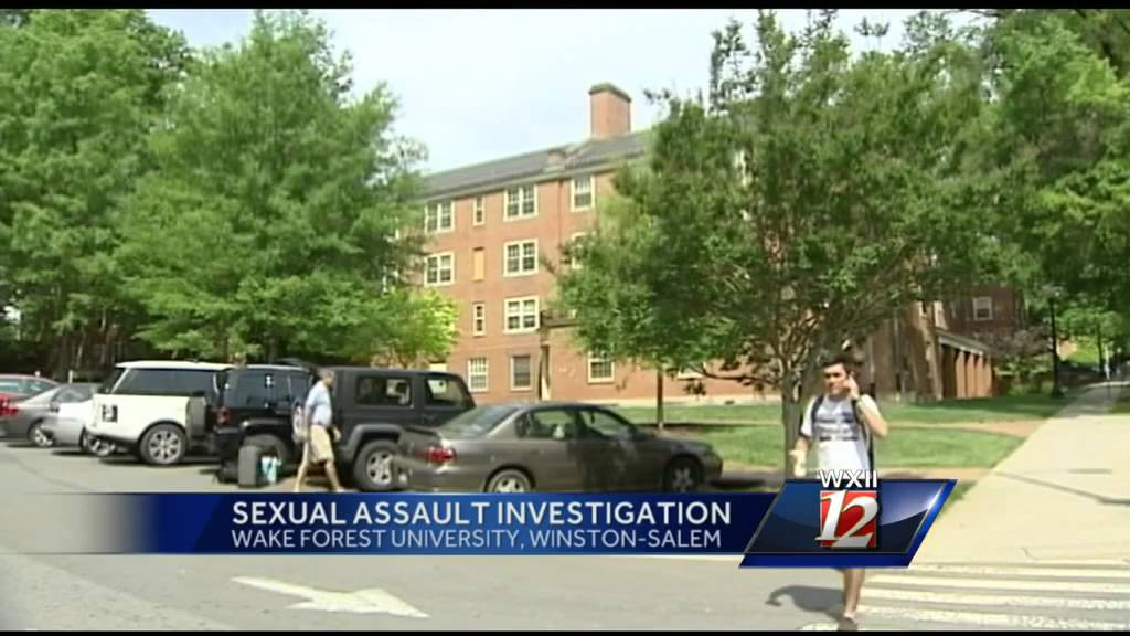 Opinion wake forest sexual assault consider, that
